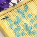 Beads, Selenial Crystal, Crystal, Light purple , Faceted Rounds, Diameter 4mm, 10 Beads, [ZZC216]